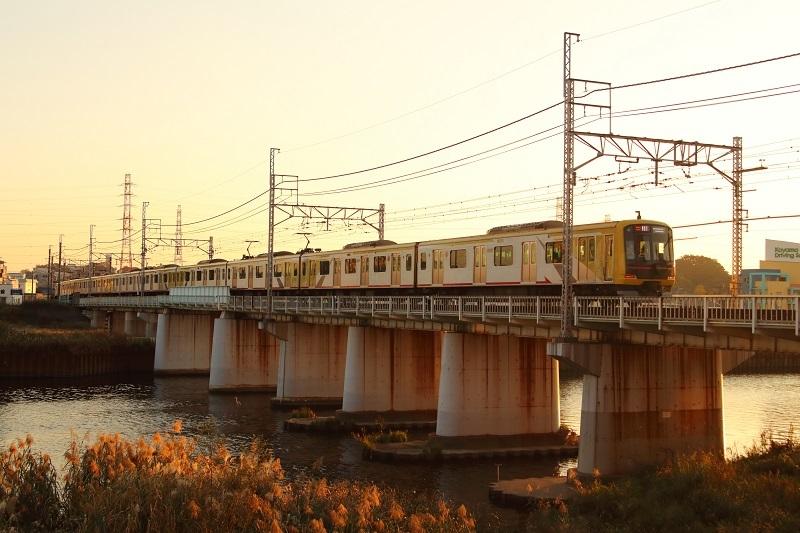 20181118綱島鉄橋-1a