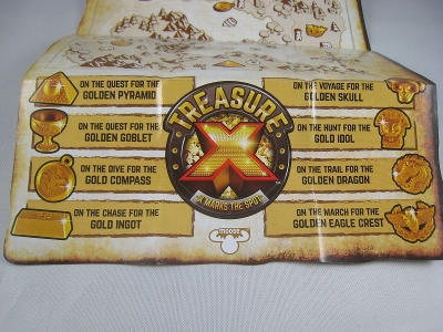 treasureX