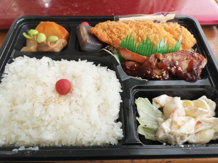昨日の昼食