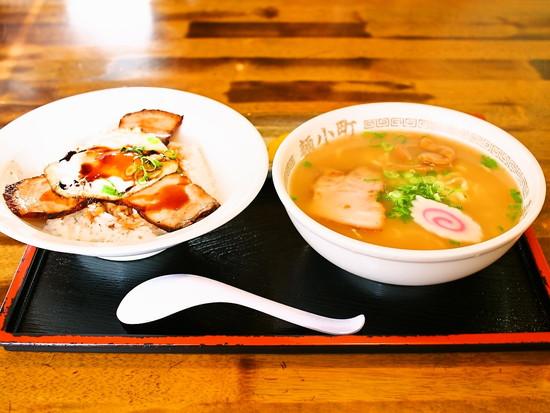 喜多方ラーメン麺小町
