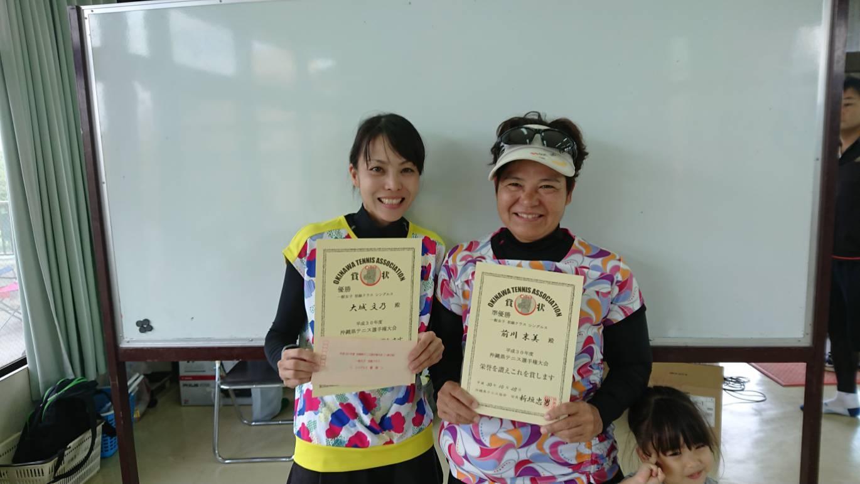 選手権女子初級シングルス
