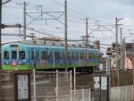 貝塚線ラッピングトレイン(2019.1.16)