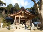 竈門神社(2019.1.16)