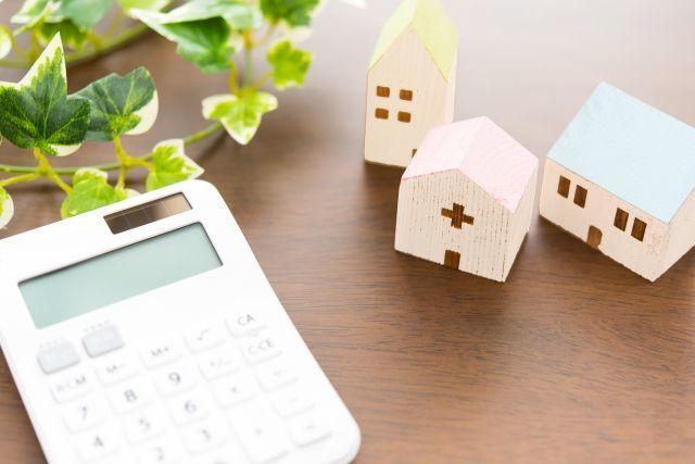平均家賃はどのくらい?-1都3県の家賃が平均を大きく押しあげていた