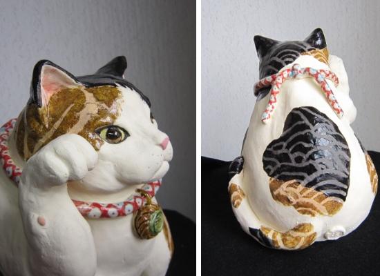 どら猫 招き猫2