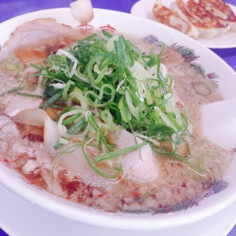 2019-01-14-来来亭チャーシュー麺