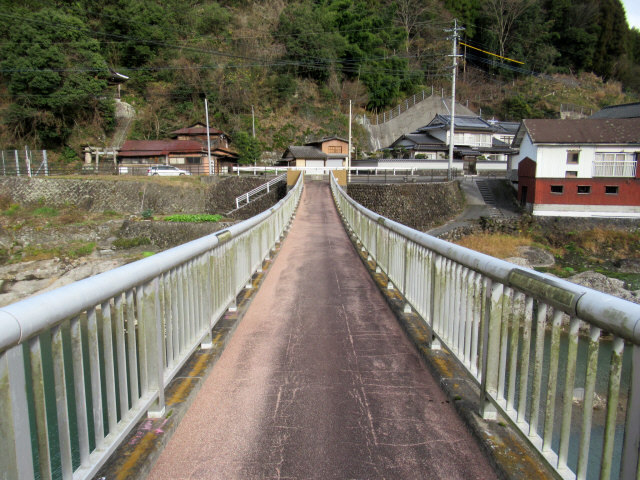 朝陽吊橋9