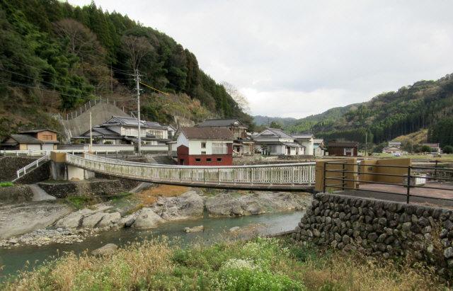 朝陽吊橋1