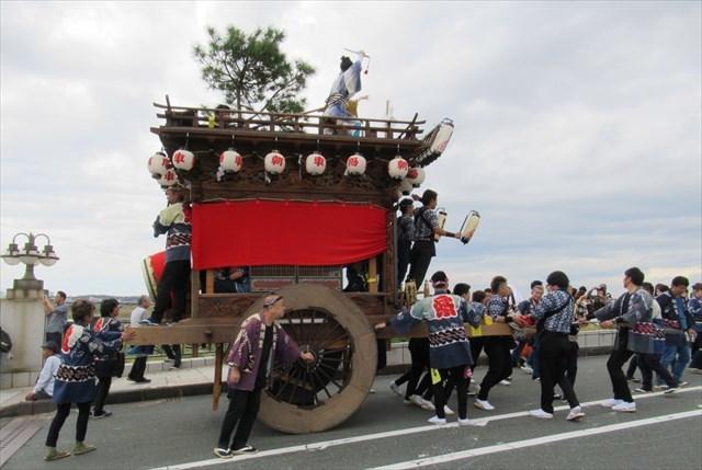 朝陽車(東通り)7