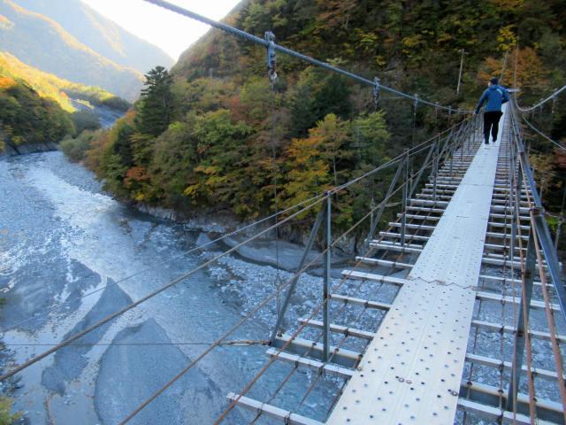中の宿吊橋3