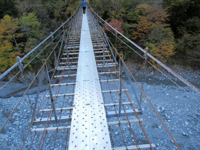 中の宿吊橋8