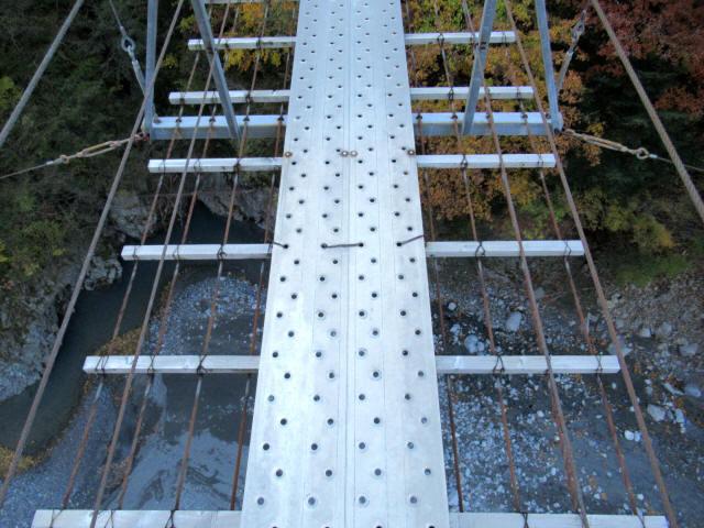 中の宿吊橋0
