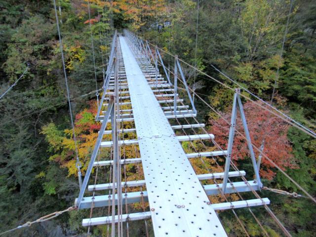 中の宿吊橋5