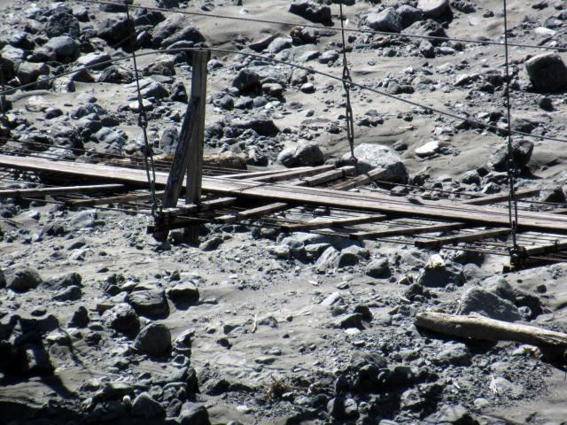小河内の吊橋Ⅱ5