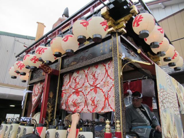 松尾社の屋台4