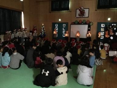 児童館クリスマス