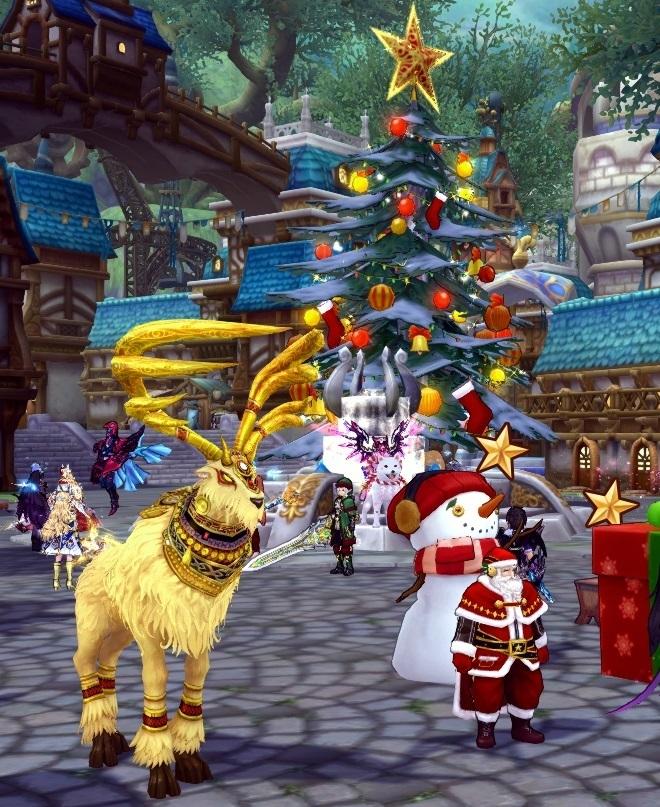 幻想ブログ用20B 幻想USAクリスマス