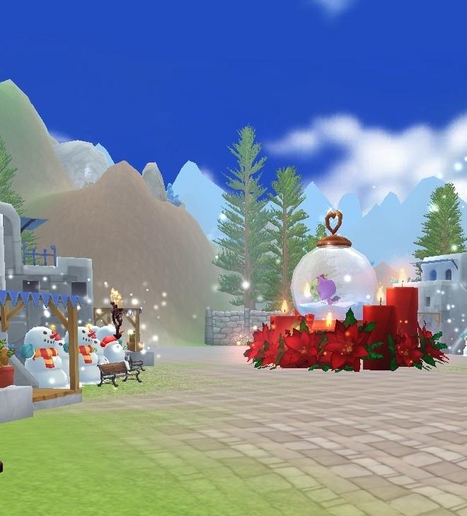 GFブログ(W10)用233A アイランド家具・クリスマス用