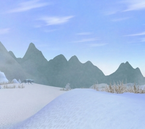 GFブログ(W10)用274A13 GFの風景・永久山脈 街外の風景