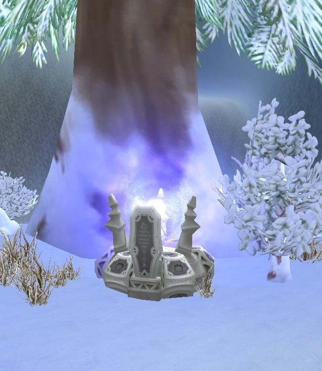 GFブログ(W10)用274A16 GFの風景・永久山脈 イルヒアの祭壇