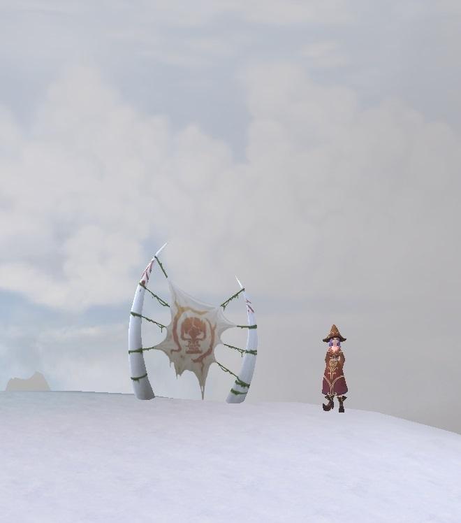 GFブログ(W10)用283A16 GFの風景・いにしえの国境 衆悪の島4魔法使いシュイ