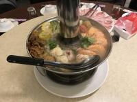 炭焼東北酸菜白肉鍋181026