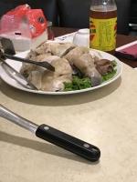 水煮鶏ぶつ切り181026