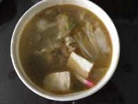 沙茶豬肉鍋181101
