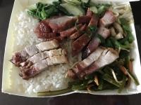 叉燒燒肉飯181102