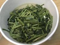空心菜炒め181106