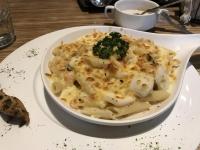 焗奶油海鮮麵(シーフードペンネグラタン)181130