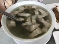 客家酸菜肉片湯181204
