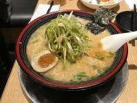 東京豚骨ネギラーメン181210