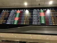 桃園空港お迎え181217