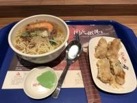 蝦巻と担仔麺181219