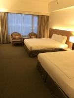 ホテルの4人部屋181230
