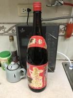芋焼酎小鹿亥年バージョン一升瓶190102