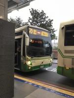 またバスで林口長庚へ190122