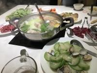 台湾牛肉しゃぶしゃぶ190202