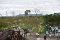 展望台から湿地全景181230