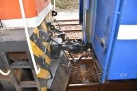 機関車と客車の連結部190126