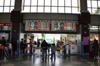 台東駅改札190126