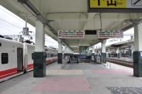 台東駅ホーム190126