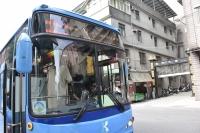 1026バスで九份老街へ181026