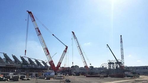 栃木県<総合スポーツゾーン>整備状況 現地調査へ!④