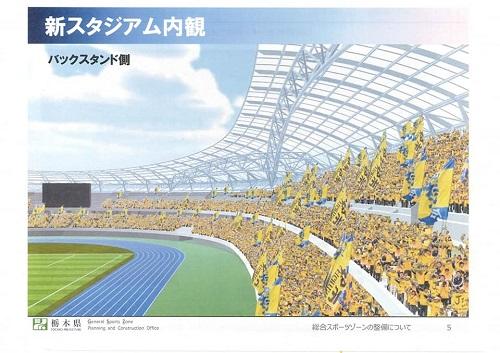 栃木県<総合スポーツゾーン>整備状況 現地調査へ!資料編06