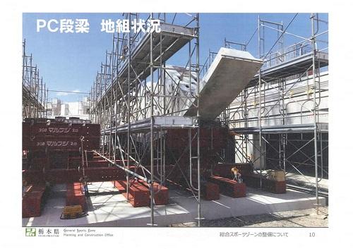 栃木県<総合スポーツゾーン>整備状況 現地調査へ!資料編11
