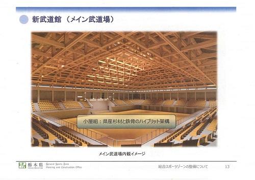 栃木県<総合スポーツゾーン>整備状況 現地調査へ!資料編14
