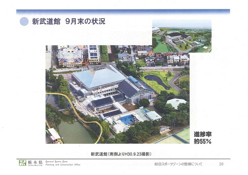 栃木県<総合スポーツゾーン>整備状況 現地調査へ!資料編21