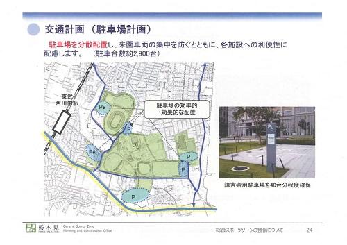 栃木県<総合スポーツゾーン>整備状況 現地調査へ!資料編25